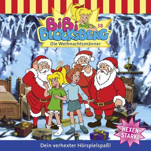 Folge 38: Die Weihnachtsmänner von Bibi Blocksberg