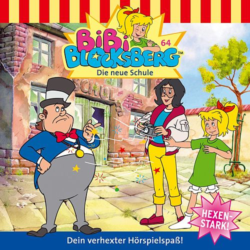 Folge 64: Die neue Schule von Bibi Blocksberg