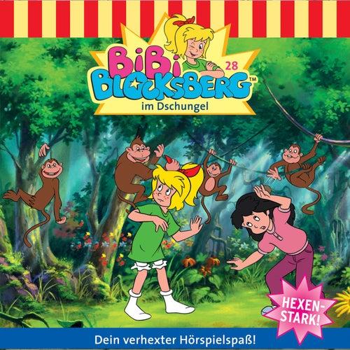 Folge 28: im Dschungel von Bibi Blocksberg