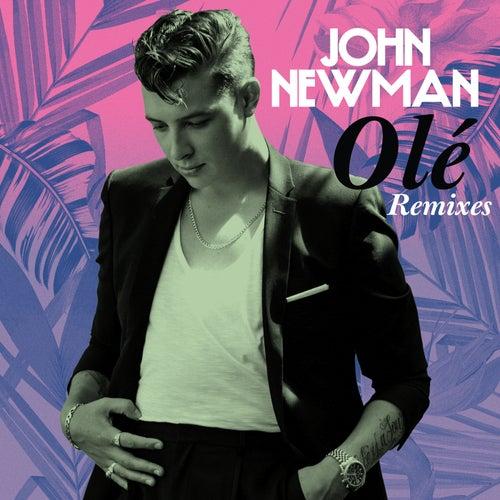 Olé (Alx Veliz Latin Remix) by John Newman