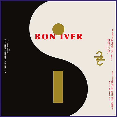 22/10 by Bon Iver