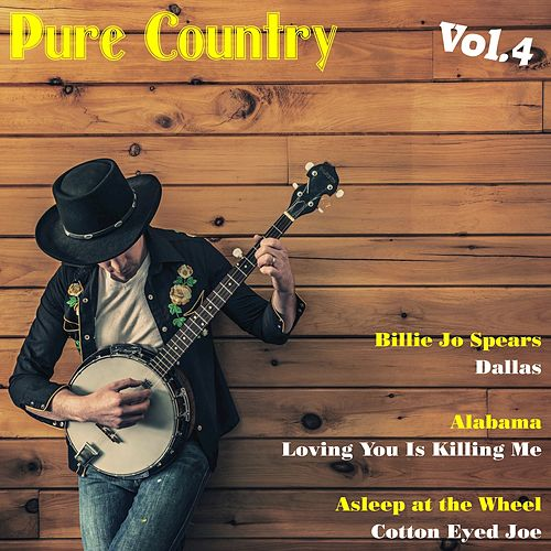 Pure Country, Vol. 4 by Various Artists