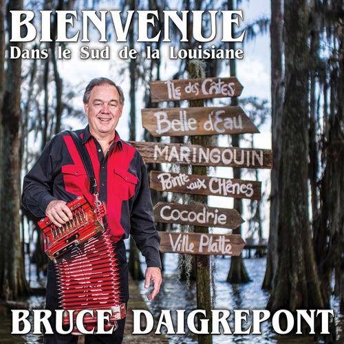 Bienvenue dans le sud de la Louisiane de Bruce Daigrepont