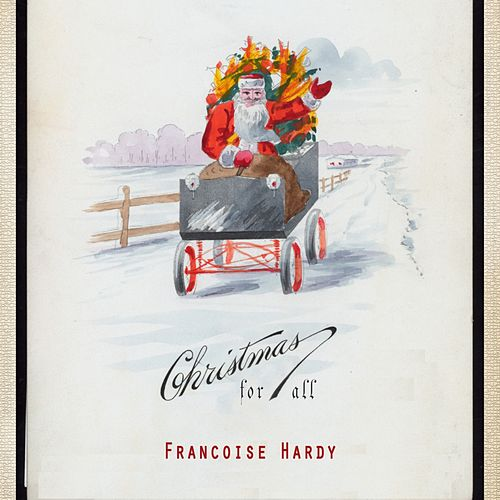 Christmas For All de Francoise Hardy