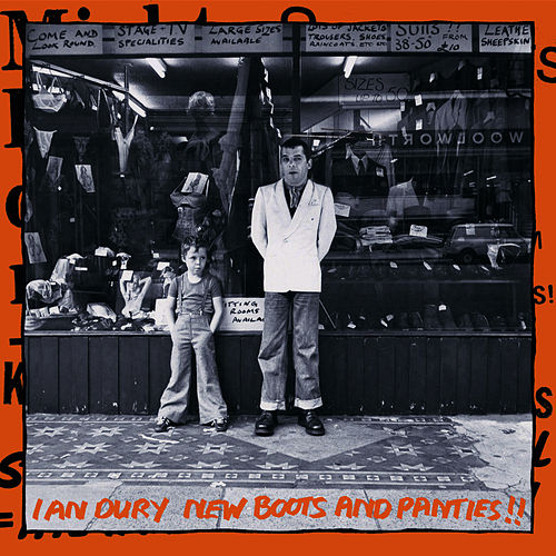 New Boots And Panties (Deluxe Edition) de Ian Dury