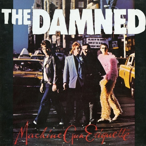 Machine Gun Etiquette de The Damned