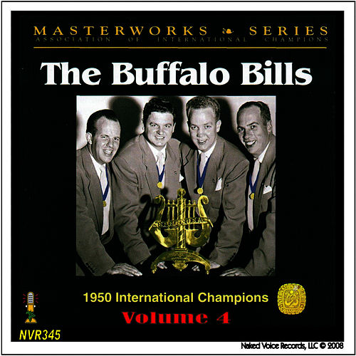 The Buffalo Bills - Masterworks Series Volume 4 by The Buffalo Bills