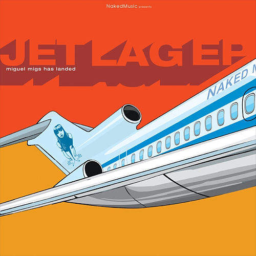 Jetlag - EP de Various Artists