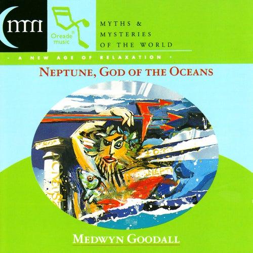 Neptune, God of the Oceans de Medwyn Goodall