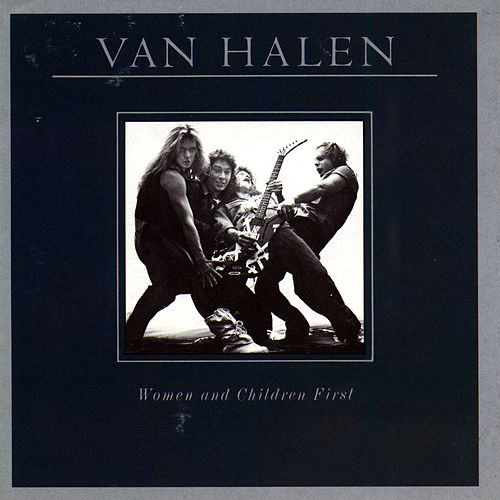Women And Children First von Van Halen
