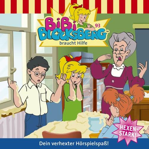 Folge 93: braucht Hilfe von Bibi Blocksberg