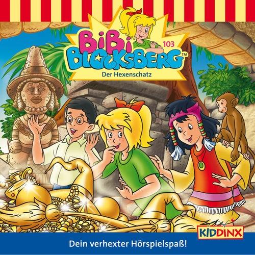Folge 103: Der Hexenschatz von Bibi Blocksberg