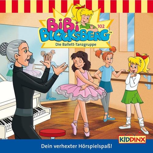 Folge 102: Die Ballett-Tanzgruppe von Bibi Blocksberg