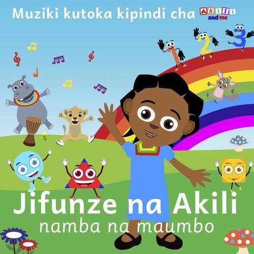 Jifunze Na Akili: Namba Na Maumbo by Akili and Me
