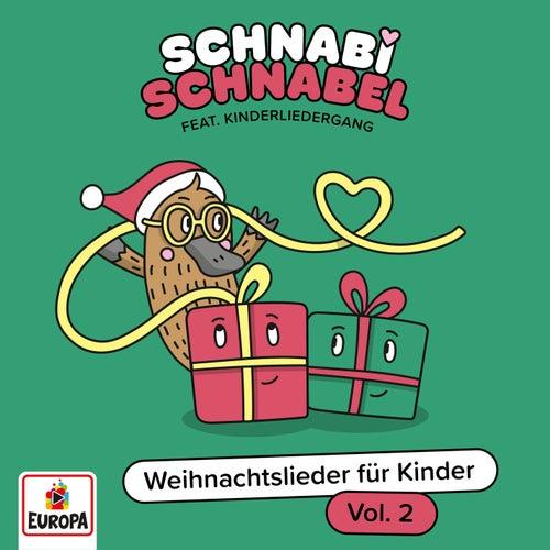 Kinderliederzug - Fröhliche Weihnacht überall von Lena, Felix & die Kita-Kids