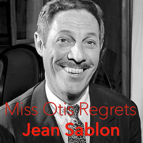 Miss Otis Regrets von Jean Sablon