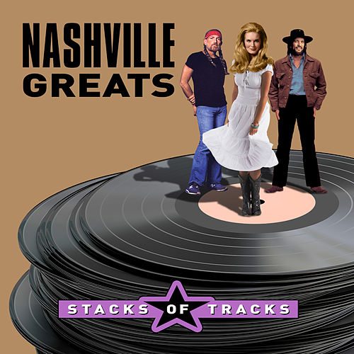 Stacks of Tracks - Nashville Greats de Various Artists