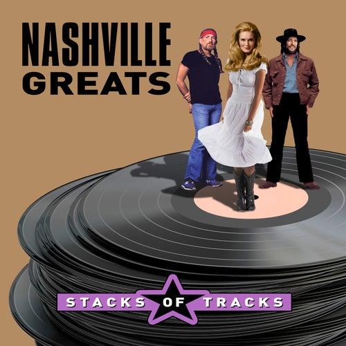 Stacks of Tracks - Nashville Greats de Various Artists