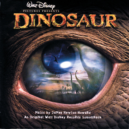 Dinosaur by James Newton Howard