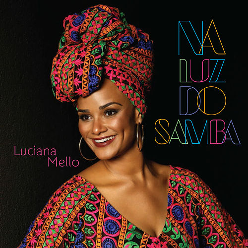 Na Luz do Samba de Luciana Mello