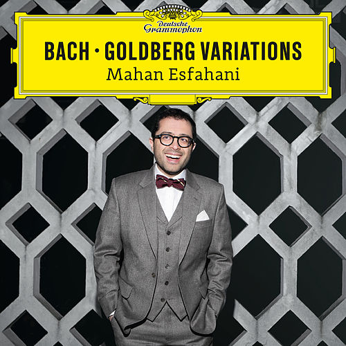 Bach: Goldberg Variations by Mahan Esfahani