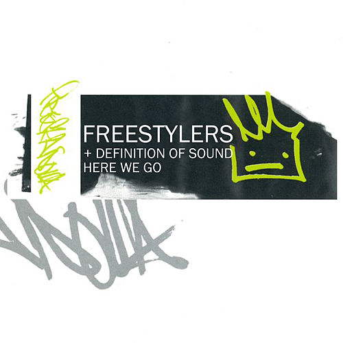 Here We Go (feat. Definition of Sound) von Freestylers