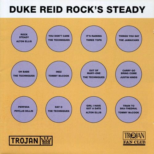 Duke Reid Rocks Steady de Duke Reid