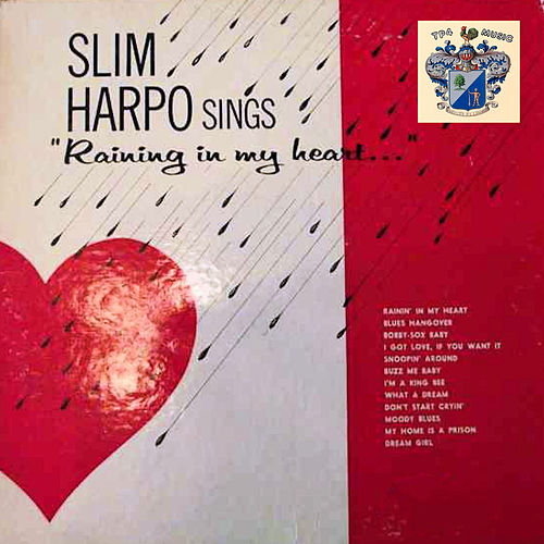 Raining in My Heart de Slim Harpo