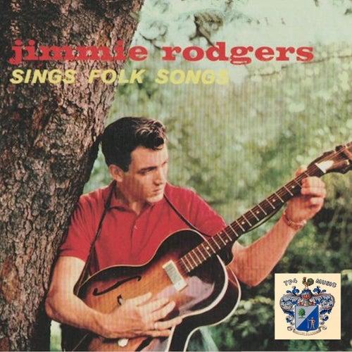 Jimmie Rodgers Sings Folk Songs by Jimmie Rodgers