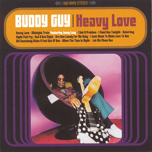 Heavy Love von Buddy Guy