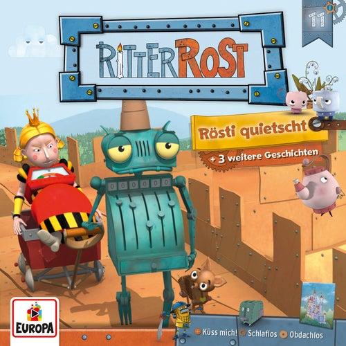 Hörspiel zur TV-Serie 11/Rösti quietscht von Ritter Rost
