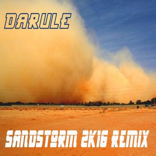 Sandstorm 2K16 Remix de Darule