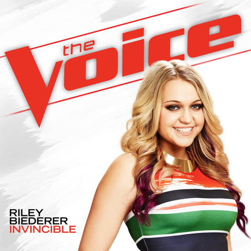 Invincible (The Voice Performance) by Riley Biederer
