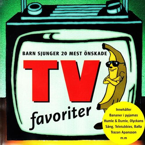 Barn sjunger 20 mest önskade TV-favoriter von Blandade Artister