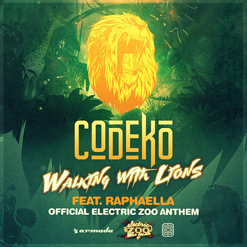 Walking With Lions (Official Electric Zoo Anthem) by Codeko