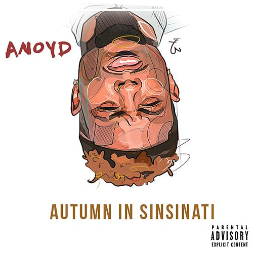 Autumn in Sinsinati by Anoyd