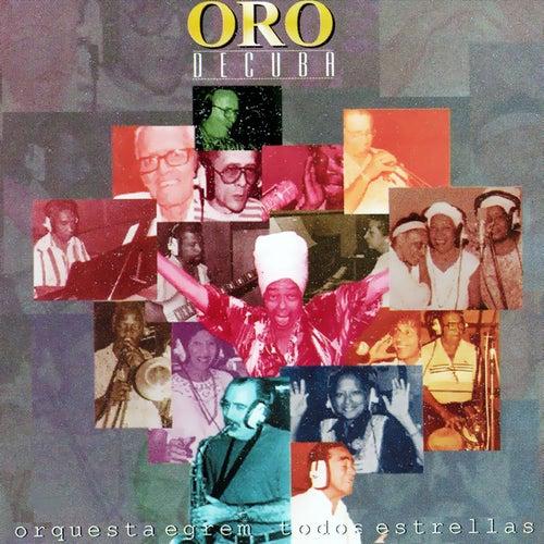 Oro de Cuba (Remasterizado) by Orquesta Todos Estrellas