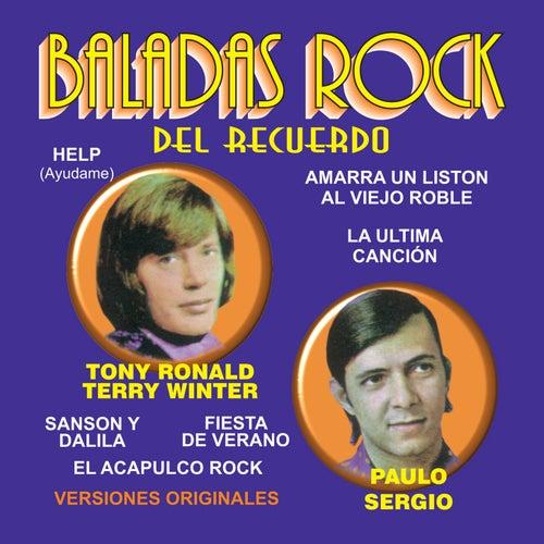 Baladas Rock del Recuerdo de Various Artists