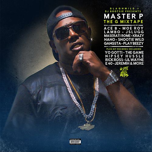 The G Mixtape by Master P