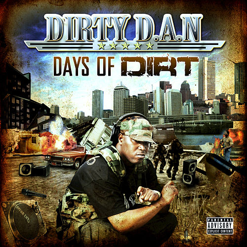 Days of Dirt di Various Artists