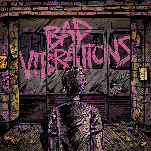 Bad Vibrations (Deluxe Edition) van A Day to Remember