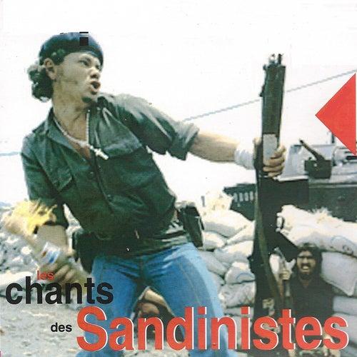 Les chants des Sandinistes de Carlos Mejia Godoy