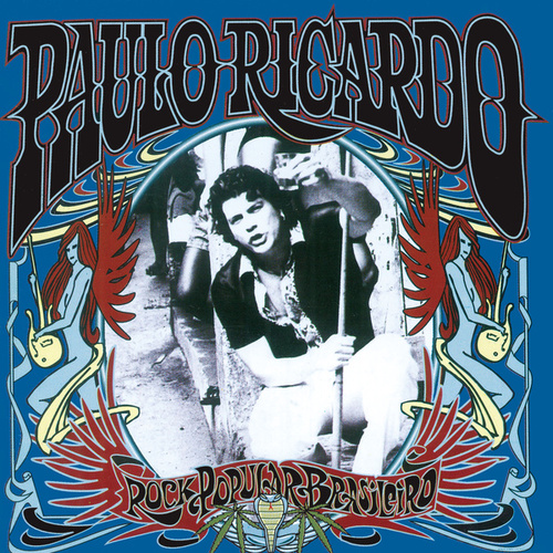 Rock Popular Brasileiro de Paulo Ricardo