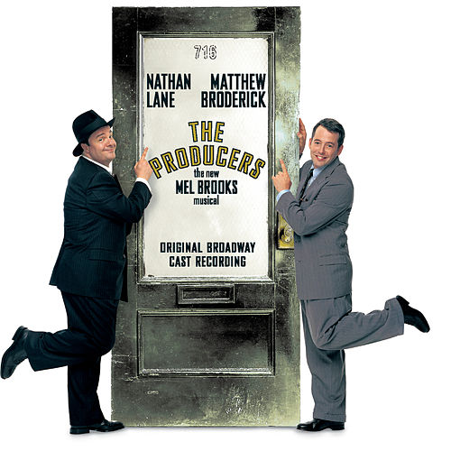 The Producers (Original Broadway Cast Recording) by Mel Brooks