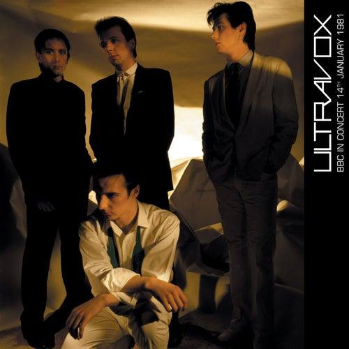 BBC in Concert (14 January 1981) von Ultravox