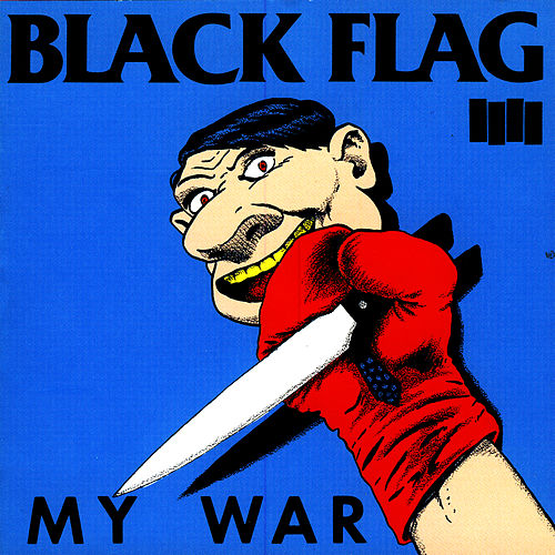 My War von Black Flag
