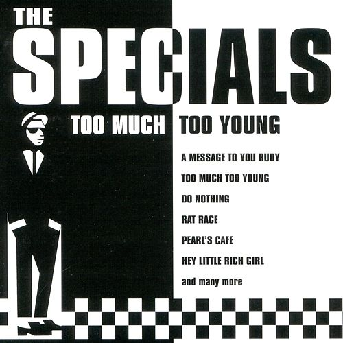 Too Much Too Young von The Specials