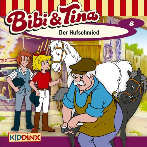 Folge 8: Der Hufschmied von Bibi & Tina