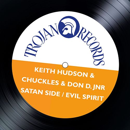 Satan Side / Evil Spirit de Keith Hudson