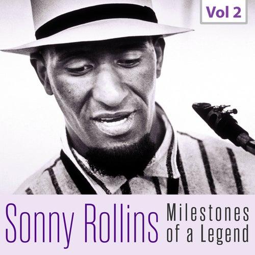 Sonny Rollins - Milestones of a Legend, Vol.2 by Sonny Rollins